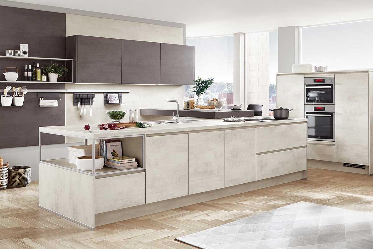Moderne Küche - Ihr Küchenfachhändler aus Zwickau: Küchenhaus Scheller